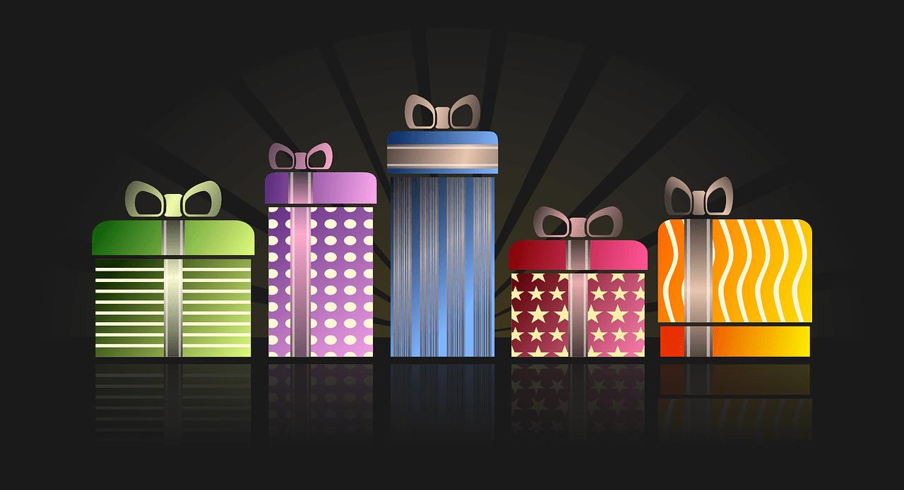מתנות מצויירות