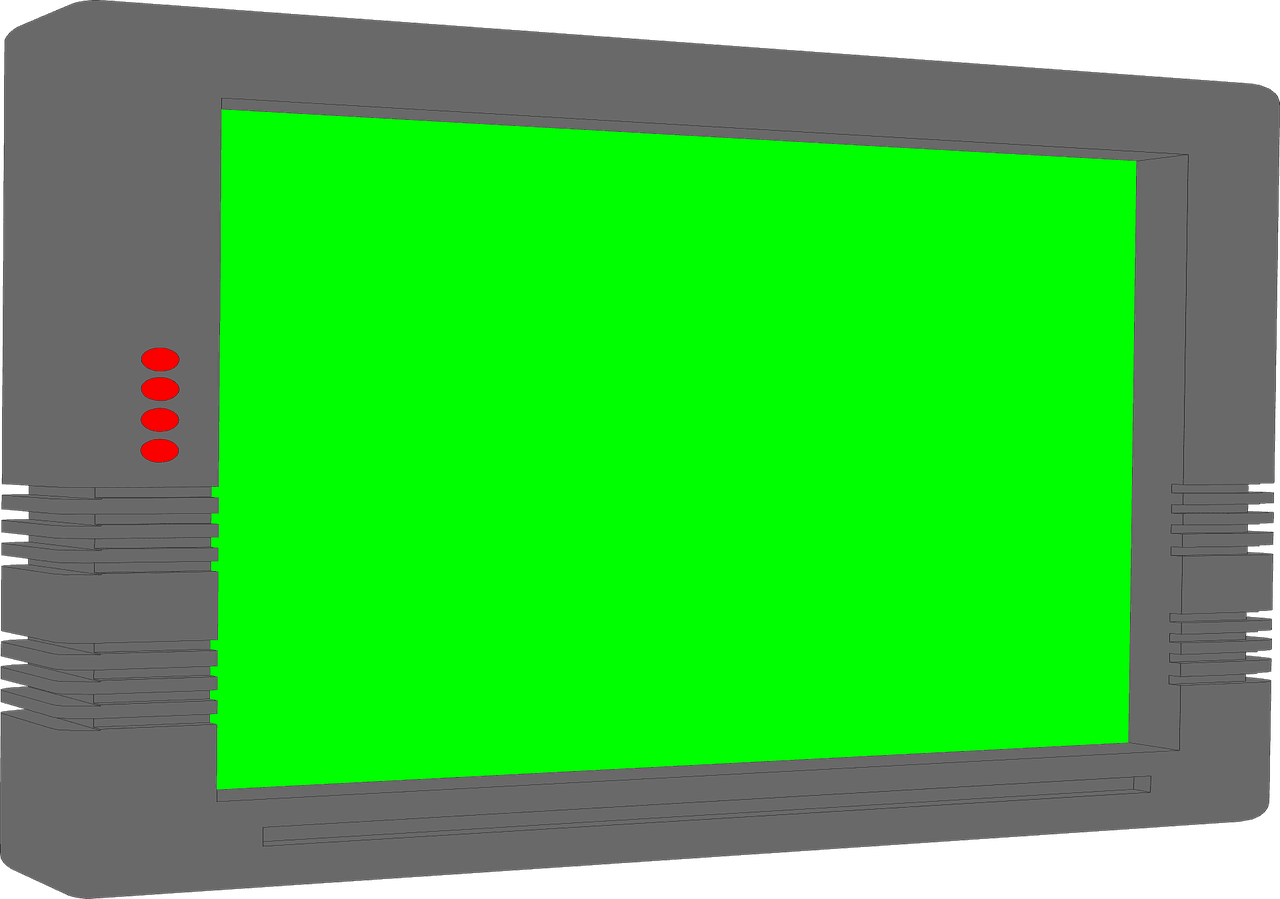 מסך ירוק