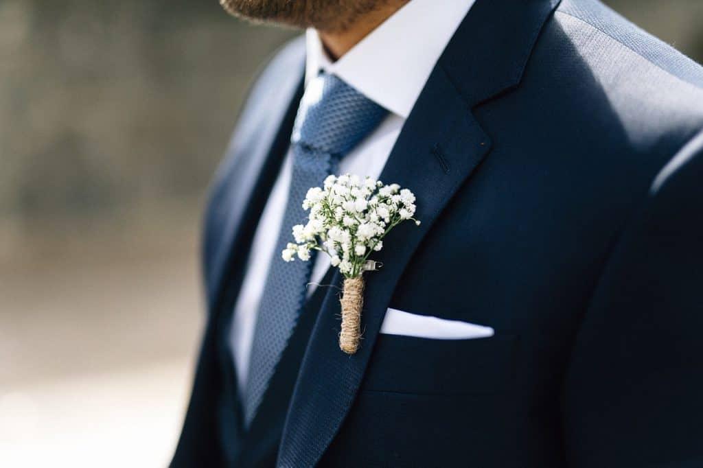 חתן לבוש יפה