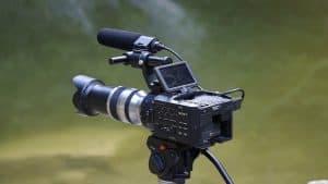 מצלמה ומיקרופון