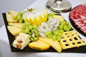 גבינות ופרות