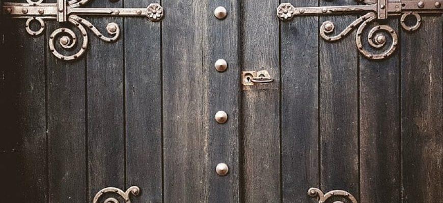 דלתות פנים – סוגים